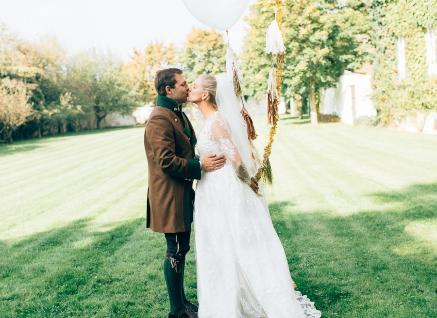 Vera & Franz Joseph #wedding